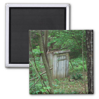 The Outhouse magnet