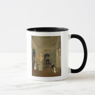The Oval Hall of the Old Hermitage, St Mug