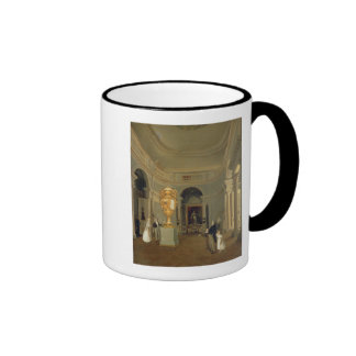 The Oval Hall of the Old Hermitage, St Ringer Mug