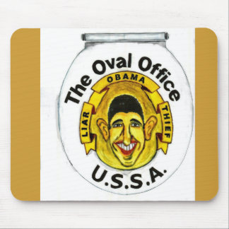 The Oval Office United States Socialist Mousepad