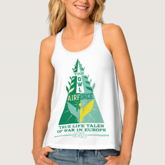 The Owl Air Force Tank Top