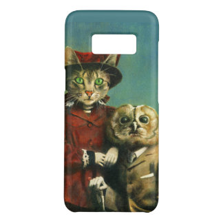 The Owl And The Pussy Cat Samsung Galaxy S8 Case