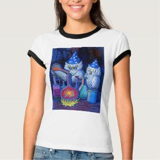 The Owl Chemists T-Shirt