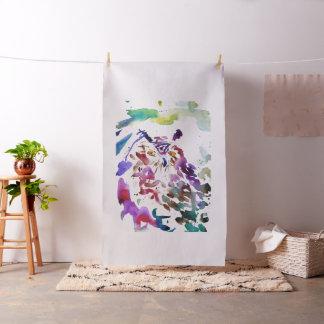 ''The owl'' Fabric
