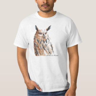 The Owl Hates Bestsellers! T-Shirt