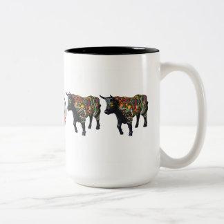 """The Ox and the Birds"" 15 oz mug"