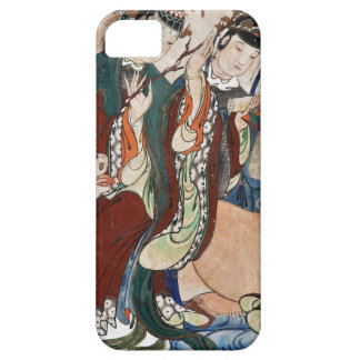 The Ox Figure of the Chinese Zodiac Wall Painting iPhone 5 Cases