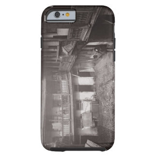 The Oxford Arms in Warwick Lane, 1875, from 'Histo Tough iPhone 6 Case