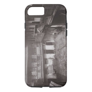 The Oxford Arms in Warwick Lane, 1875, from 'Histo iPhone 7 Case