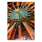 The Pacific Wheel Greeting Card