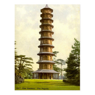 The Pagoda, Kew Gardens Postcard