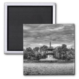 The Pagoda London Fridge Magnet