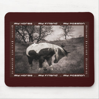 The Paint Horse II gifts & greetings Mouse Pad