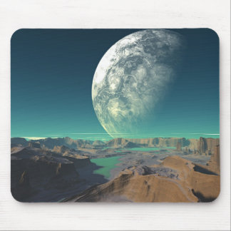 The Painted Canyons of Taurien 6 Mouse Mat