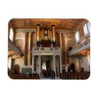 The Painted Chapel, Greenwich Rectangular Photo Magnet