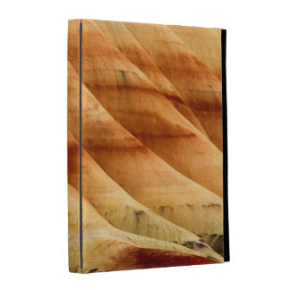 The Painted Hills In The John Day Fossil Beds 2 iPad Folio Cover