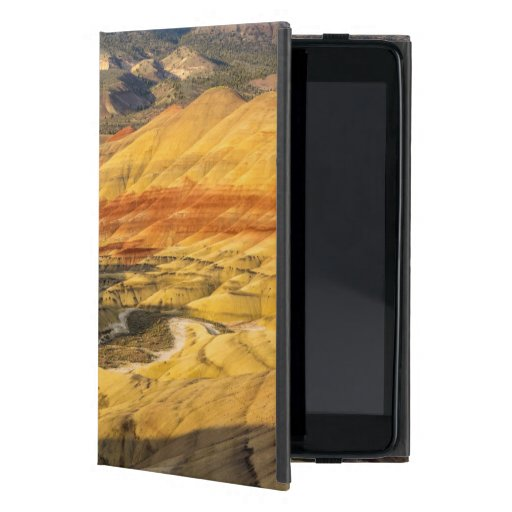 The Painted Hills In The John Day Fossil Beds 3 iPad Mini Case