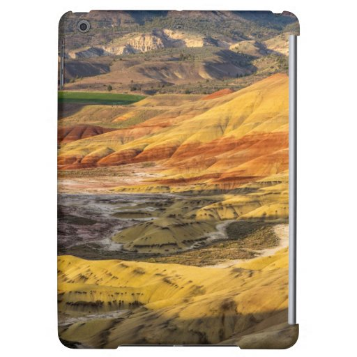The Painted Hills In The John Day Fossil Beds 3 iPad Air Covers