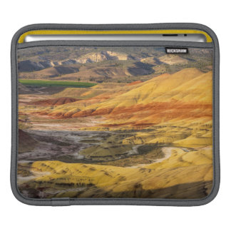 The Painted Hills In The John Day Fossil Beds 3 iPad Sleeve