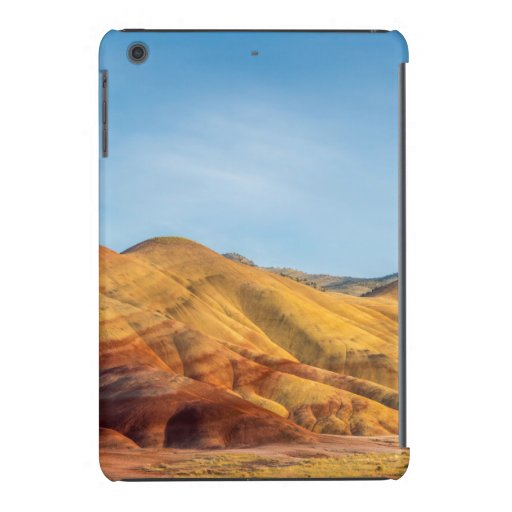 The Painted Hills In The John Day Fossil Beds iPad Mini Retina Case