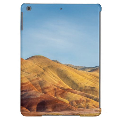 The Painted Hills In The John Day Fossil Beds iPad Air Cases