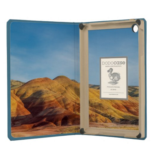 The Painted Hills In The John Day Fossil Beds iPad Mini Case