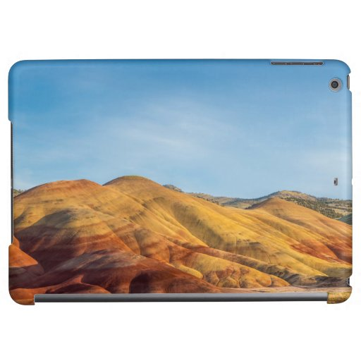 The Painted Hills In The John Day Fossil Beds Cover For iPad Air