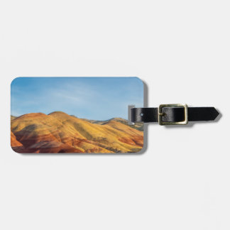 The Painted Hills In The John Day Fossil Beds Luggage Tag