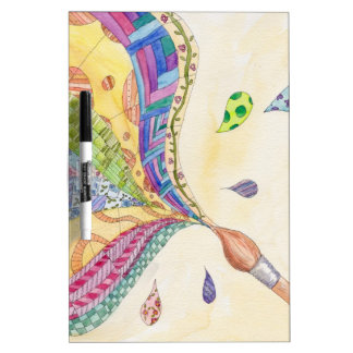 The Painted Quilt Dry Erase Board