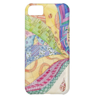 The Painted Quilt iPhone 5C Case