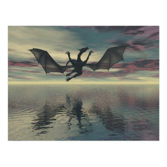 The Painted Skies Postcard