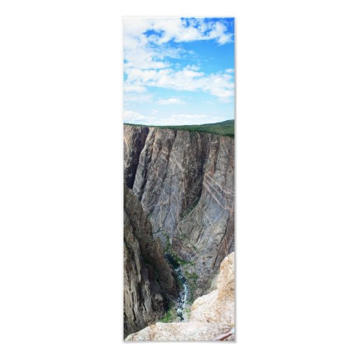 The Painted Wall, Black Canyon of the Gunnison Photo Art