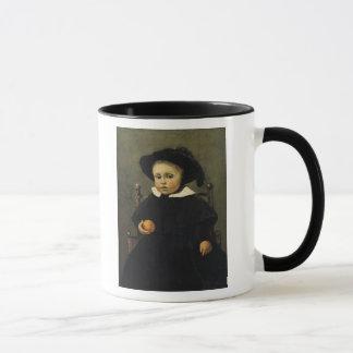 The Painter Adolphe Desbrochers as a Child Mug