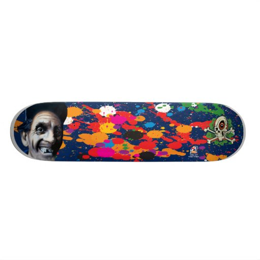 The Painter Skate Boards