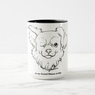The Painting Fox Lucky Coffee Mug