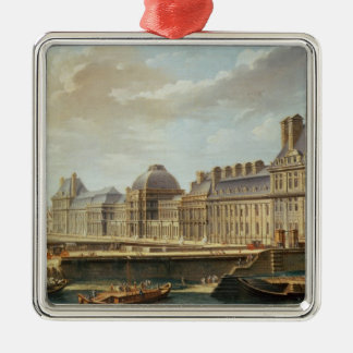 The Palace and Garden of the Tuileries, 1757 Christmas Ornament