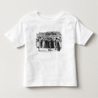 The Palace Gallery, engraved by Le Blond Toddler T-Shirt