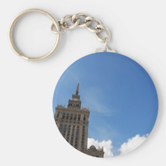 The Palace of Culture and Science Key Ring