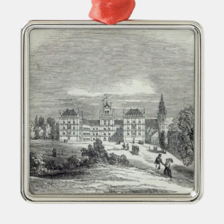 The Palace of Ehrenburg, at Coburg Christmas Ornament
