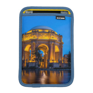 The Palace Of Fine Arts At Dawn iPad Mini Sleeve