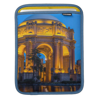 The Palace Of Fine Arts At Dawn iPad Sleeve