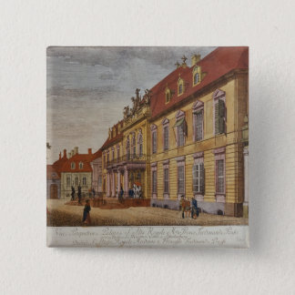 The Palace of Prince Ferdinand of Prussia 15 Cm Square Badge