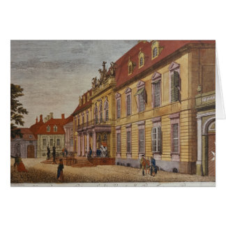 The Palace of Prince Ferdinand of Prussia Card