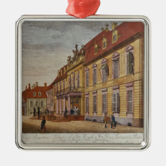 The Palace of Prince Ferdinand of Prussia Christmas Ornament