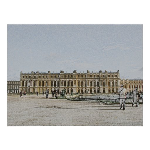 The Palace of Versailles Posters