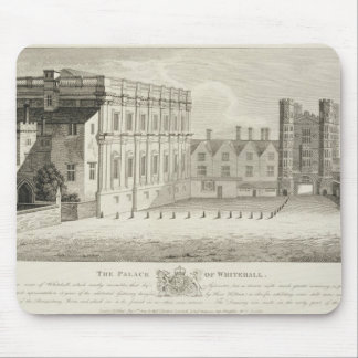 The Palace of Whitehall, from a drawing in the Pep Mouse Mat