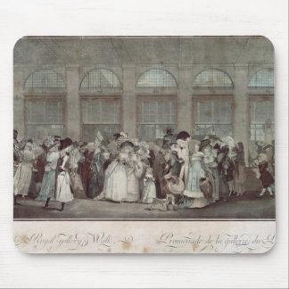 The Palais Royal Gallery's Walk, 1787 Mouse Mat