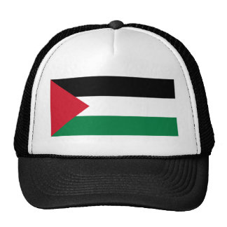 The Palestinian flag (علم فلسطين‎) Cap