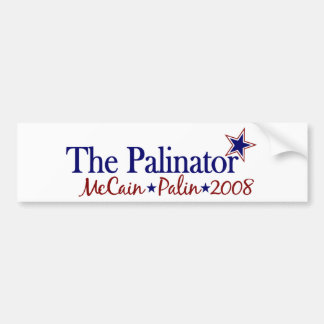The Palinator (McCain Palin 2008) Bumper Sticker