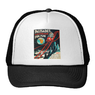 The Palisades vintage poster Cap